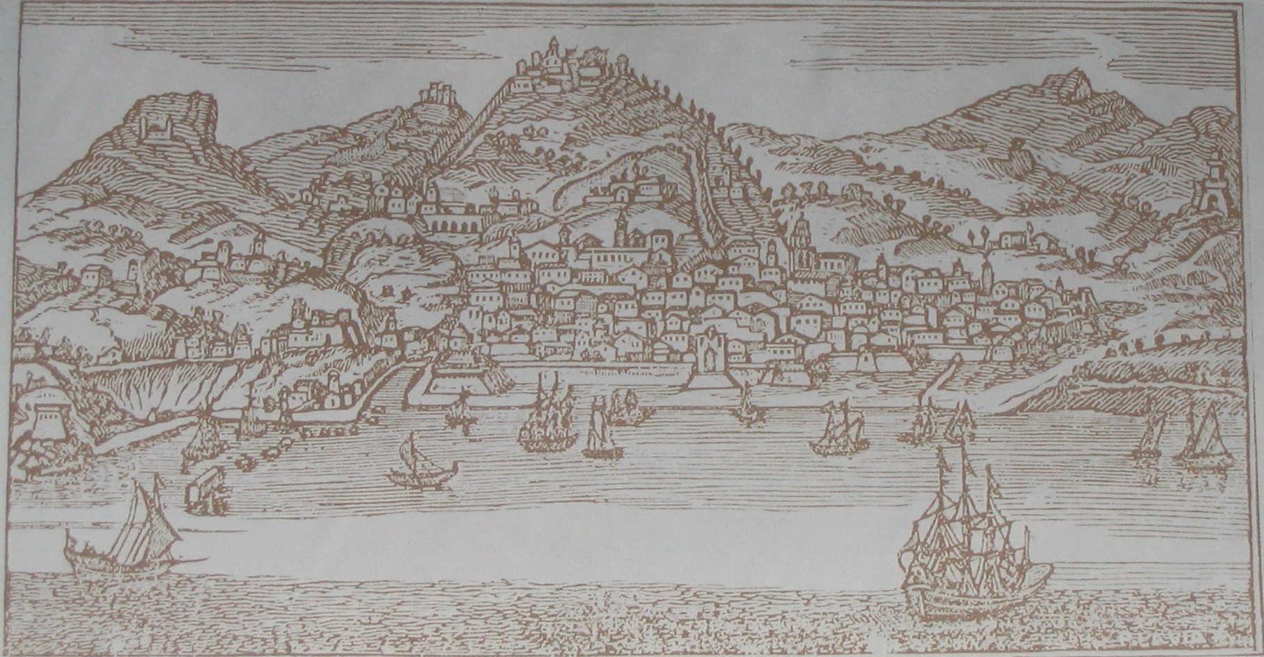 Padula fine Settecento: miliziotti e guardie per la fiera di San Matteo a Salerno.